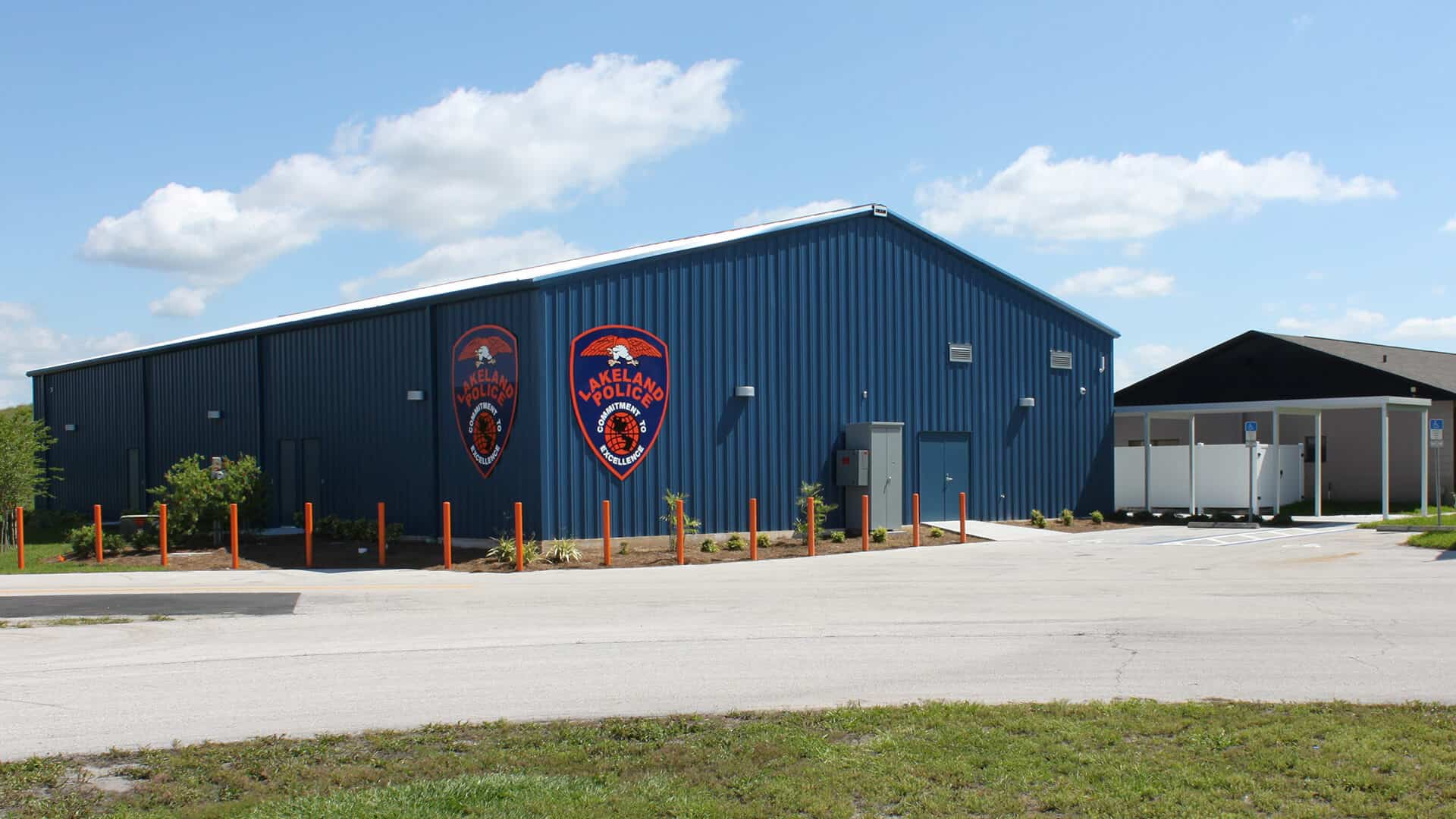 City of Lakeland Police Department Training Facility - Main