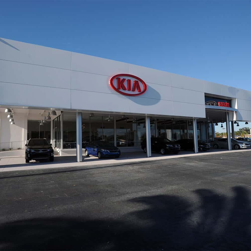 Regal Kia Lakeland >> Regal Kia of Lakeland, FL - Miller Construction Management